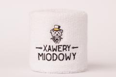 Frotka z logo Xavery Miodowy
